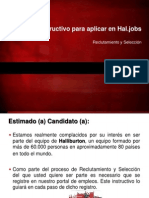 Instructivo de Registro en Hal Jobs