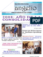 2 Mensuario Evangelio Enero de 2008