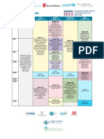 At a Glance Agenda French - Global Newborn Health Conference