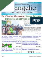 4 Mensuario Evangelio Marzo Abril de 2008