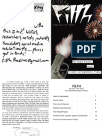 Filth #1 - read