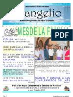 5 Mensuario Evangelio Mayo de 2008