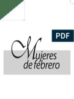 Folleto Mujeres de Febrero-Interior