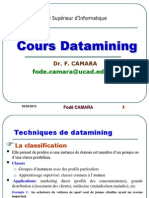 Cours DM - Classification