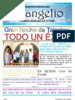 7 Mensuario Evangelio Julio de 2008
