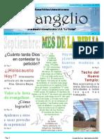9 Mensuario Evangelio Septiembre de 2008