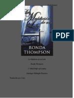RondaThompson - Lobo Salvaje De Londres 01 - La maldición de un lobo