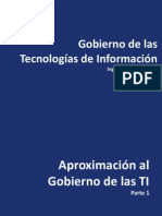 1.Gobierno de TI