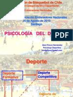 Iniciacion 2010 Basquetbol Alumnos