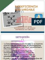 Inmunodeficiencia Comun Variable