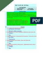 16pf Version 5