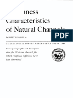 Roughness Characteristics of Natural Channels - US GEOLOGICAL SURVEY