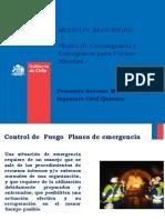 05 Planes de Emergencia - Planes de Emergencia - Rescate de Minas