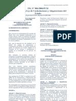 DS. N 084-2004-PCM - Reglamento de La Ley de Contrataciones y Adquisiciones Del Estado