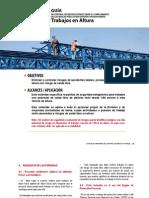 Trabajos en Altura Física_Guía Codelco
