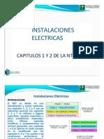 Instalaciones Cap. 1-2 Ntc 2050