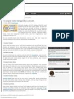 10 Langkah Efektif Menggunakan AutoCAD