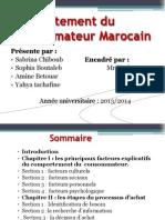 Comportement Du Consommateur Marocain 2