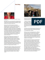 All Roads Led Elizabeth Parra Dang to CDC
