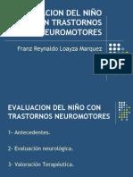 Evaluacion Del Nino Con Trastornos Neuromotores