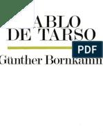 24141548 Bornkamm Gunther Pablo de Tarso