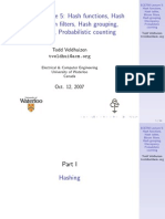 ECE750_F2008_Algorithms5