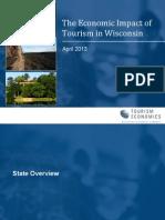 Wisconsin Economic Impact 2013