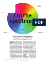 On the Spectrum - Nature