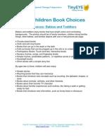 TinyEYE.com-Best Children Book Choices