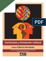 Laura Gilberto Hernández. Currículum y formación cultural