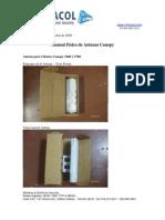 Instructivo Básico Motorola  - Canopy  - VIRTUACOL S.A.S