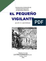 Jose Schlosser - El Pequeno Vigilante