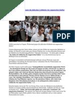 Nationale Revolution gegen die jüdischen Gefährder der ungarischen