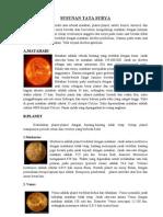 Makalah Tata Surya 1