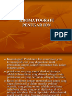 7. Kromatografi Penukar Ion