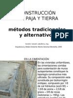 2009 Construccion Paja Tierra
