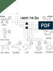 Under the Sea (crossword)