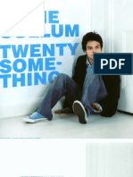 Jamie Cullum - Twenty Something-Songbook