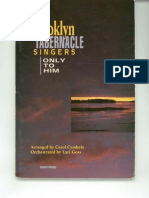 The Brooklyn Tabernacle Singers - Only to Him