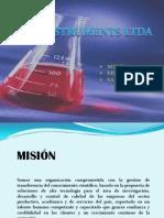 Lab-Intruments- Mision y Vision