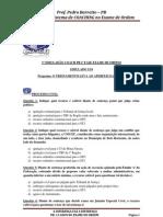 1º SIMULADÃO COACH PB 1ª FASE EXAME DE ORDEM