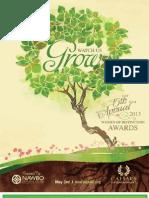 WODA 2013 Program