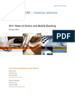 ComScore 2011 State of Online and Mobile Banking