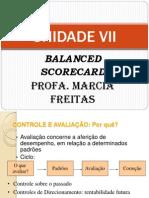 Unidade Vi -Balanced Scorecard