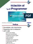 Iniciacion CX Programmer 3