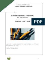 Pladeco Nunoa 2009-1015