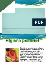 Pausas Activas e Higiene Postural