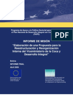 VCD Informe Final Borrador