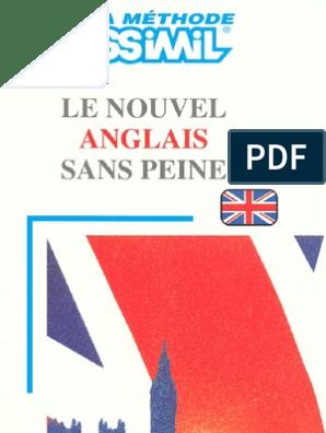 GRATUIT ANGLAIS TÉLÉCHARGER ASSIMIL PEINE AMERICAIN SANS