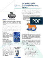 Condensate Recovery System -Technical Guide